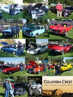 26th Annual Concours d' Elegance - October 7, 2012