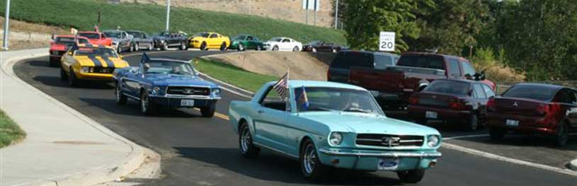 Upcoming Car Shows And Events For Mustang And Cougar Owners Sun - Upcoming car shows