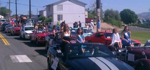 Selah Community Days 2012 Festival - Parade
